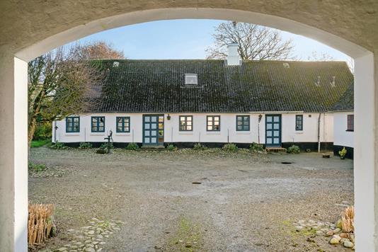 Landejendom på Borlevvej i Egtved - Ejendommen