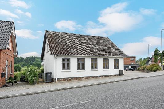 Villa på Søndergade i Egtved - Ejendommen
