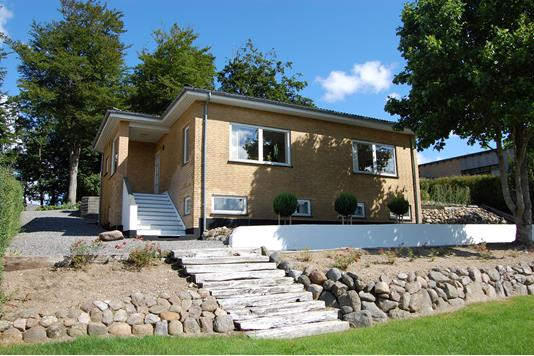 Villa på Parkvej i Egtved - Ejendommen