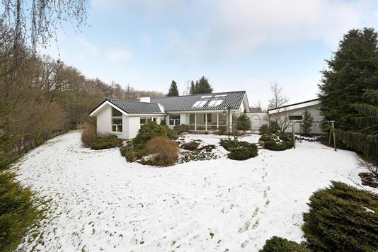 Villa på Doritshave i Egtved - Ejendommen