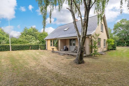 Villa på Tudvadvej i Egtved - Ejendommen