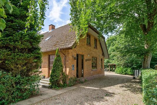Villa på Bøllingvej i Jordrup - Ejendommen
