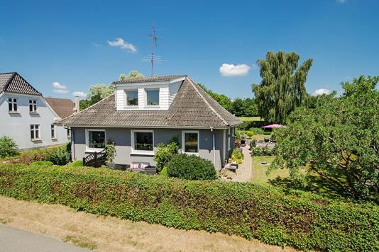 Villa på Egtvedvej i Egtved - Ejendommen