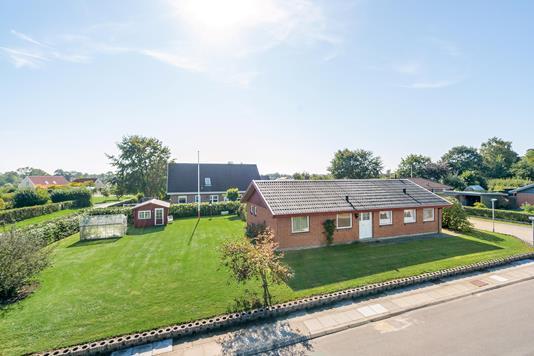 Villa på Hørvænget i Egtved - Ejendommen