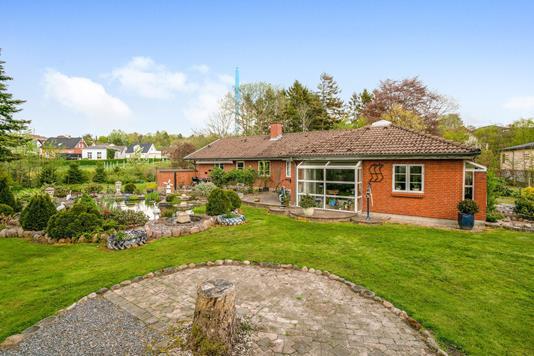 Villa på Hejlskovbjerg i Egtved - Ejendommen