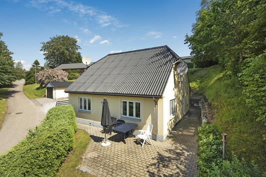 Villa på Bakkevej i Egtved - Ejendommen