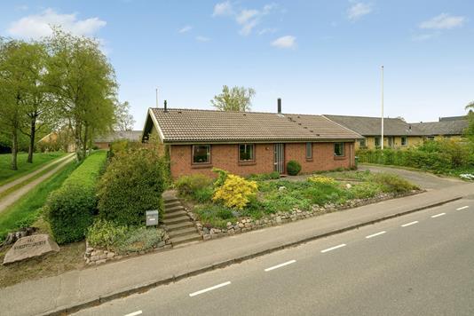 Villa på Bramdrupvej i Egtved - Ejendommen