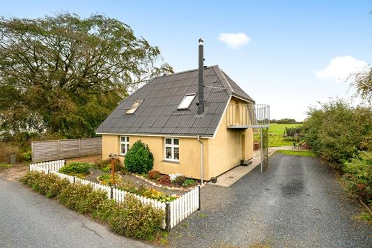 Villa på Roedsvej i Egtved - Ejendommen