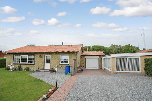 Villa på Fyrtårnsvej i Egernsund - Ejendommen