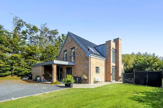 Villa på Kegnæsvej i Sydals - Ejendommen