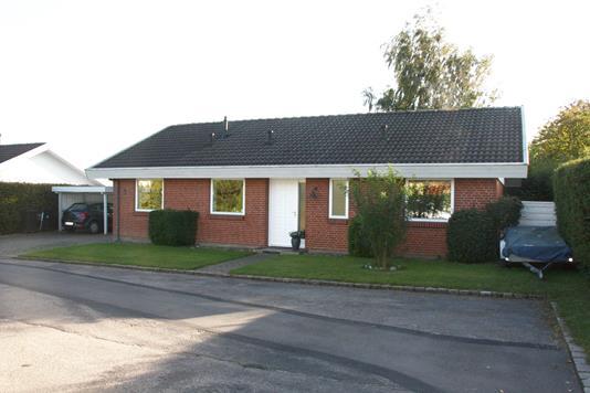 Villa på Trompeterager i Sydals - Ejendommen