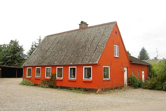Villa på Avnbøløstenvej i Sønderborg - Ejendommen
