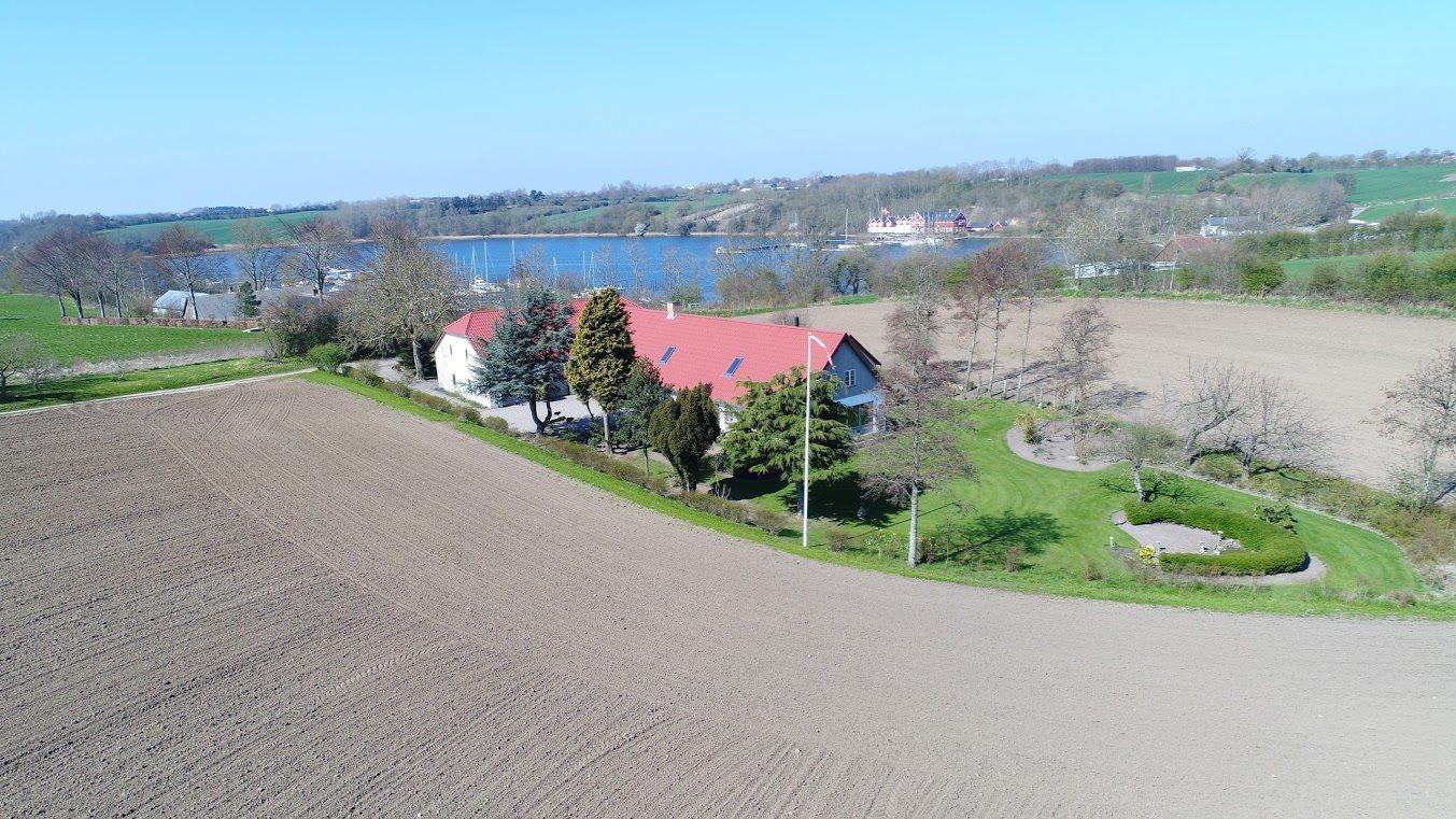 Landejendom på Oldenorvej i Nordborg - Ejendommen