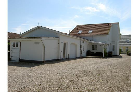 Villa på Skeldevej i Broager - Ejendommen