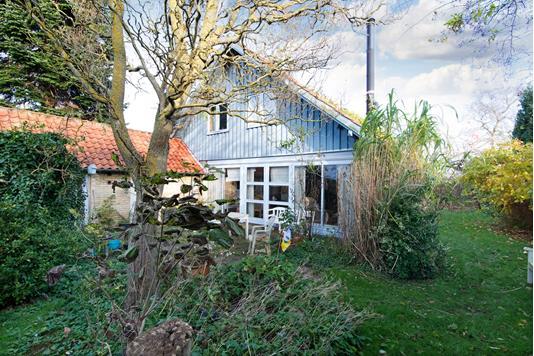 Villa på Rosenhaven i Sønderborg - Ejendommen