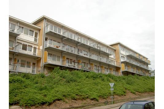 Andelsbolig på Helgolandsgade i Sønderborg - Ejendommen