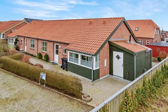 Villa på Redstedsgade i Sønderborg - Ejendom 1