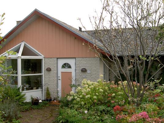 Villa på Vesterbakken i Sydals - Ejendommen