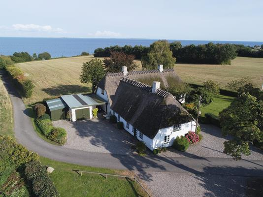 Villa på Ertebjerghav i Sydals - Ejendommen
