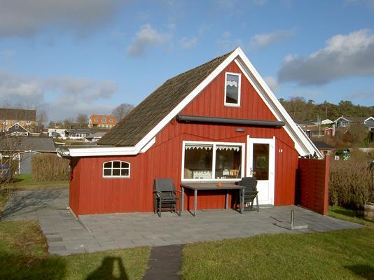 Fritidsbolig på Ringmaj i Broager - Ejendommen
