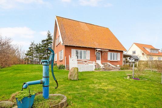 Villa på Nørre Landevej i Sydals - Have