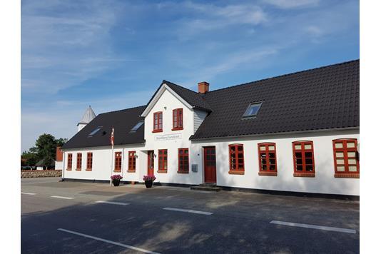 Villa på Skjoldbjergvej i Vorbasse - Ejendommen