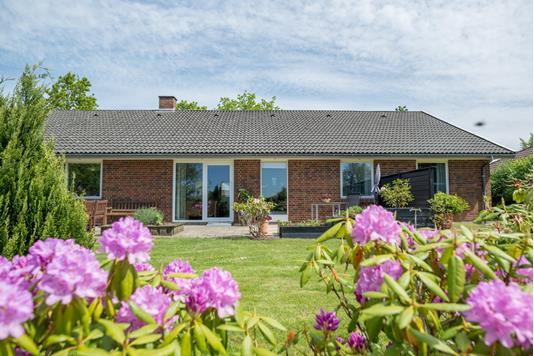 Villa på Sønderkær i Billund - Have