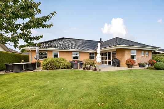 Villa på Lillevang i Billund - Ejendommen