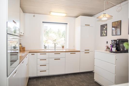 Villa på Sønderkær i Billund - Køkken