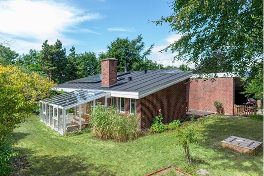 Villa på Søndermarksvej i Billund - Ejendommen