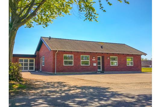 Villa på Fittingvej i Vorbasse - Ejendommen