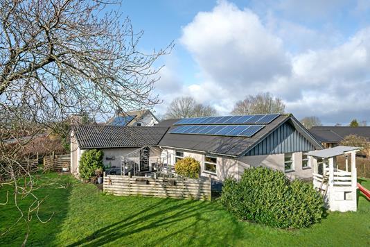 Villa på Egevænget i Billund - Ejendommen