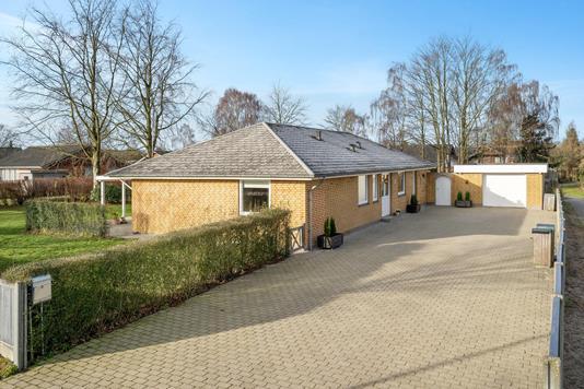 Villa på Møllevej i Billund - Ejendommen