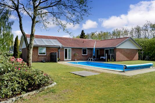 Villa på Flintemarken i Billund - Ejendommen
