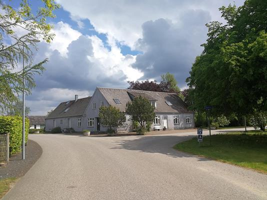 Villa på Fittingvej i Vorbasse - Facade