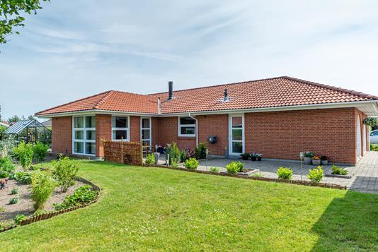 Villa på Tingstedet i Billund - Have