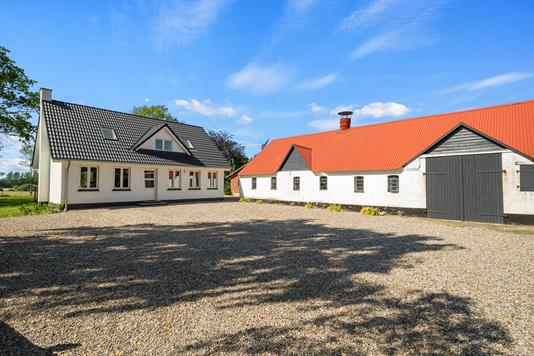 Landejendom på Stilbjergvej i Billund - Ejendommen
