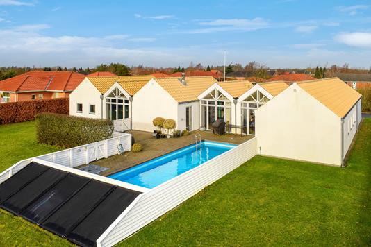 Villa på Tingstedet i Billund - Ejendommen