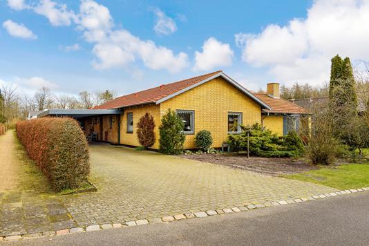 Villa på Skovparken i Billund - Ejendommen