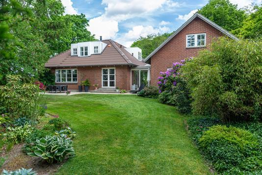 Villa på Kløvervej i Billund - Have