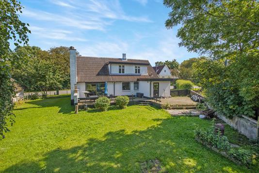 Villa på Fynshovedvej i Martofte - Ejendommen