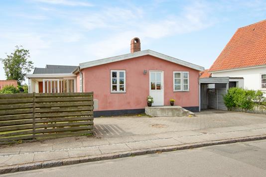 Villa på Longsvej i Kerteminde - Ejendommen