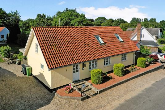Villa på Bakkegårdsvej i Martofte - Ejendom 1