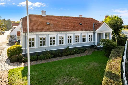 Villa på Skovvej i Kerteminde - Ejendommen