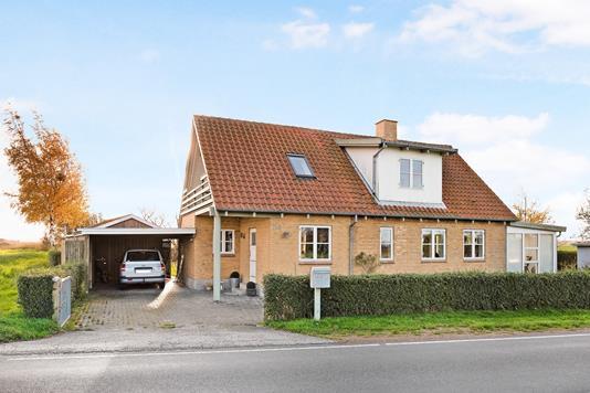 Villa på Odensevej i Kerteminde - Ejendommen