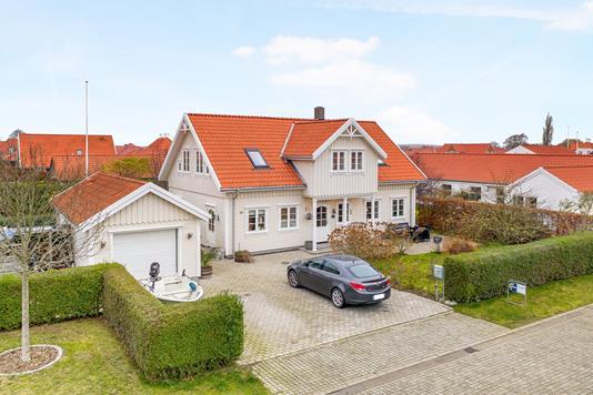 Villa på Søvangsparken i Kerteminde - Ejendommen