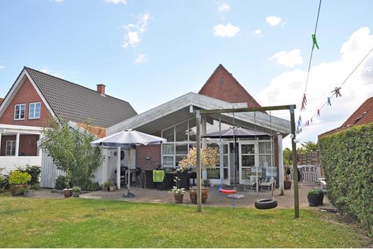 Villa på Skandsen i Nakskov - Ejendommen