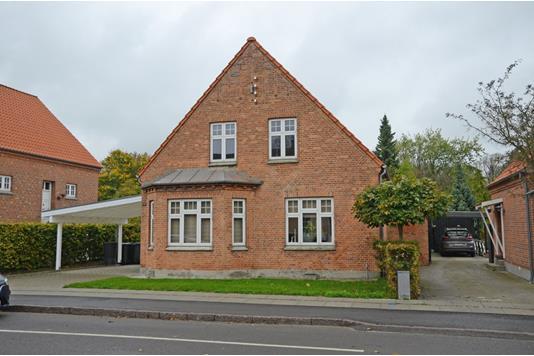 Villa på Brückersvej i Nakskov - Ejendommen
