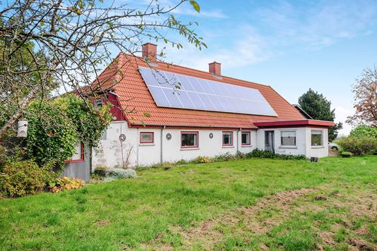 Villa på Hestehavevej i Dannemare - Ejendommen