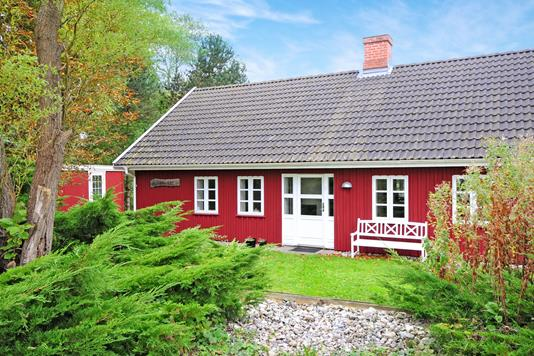Fritidsbolig på Rosningevej i Vesterborg - Ejendommen